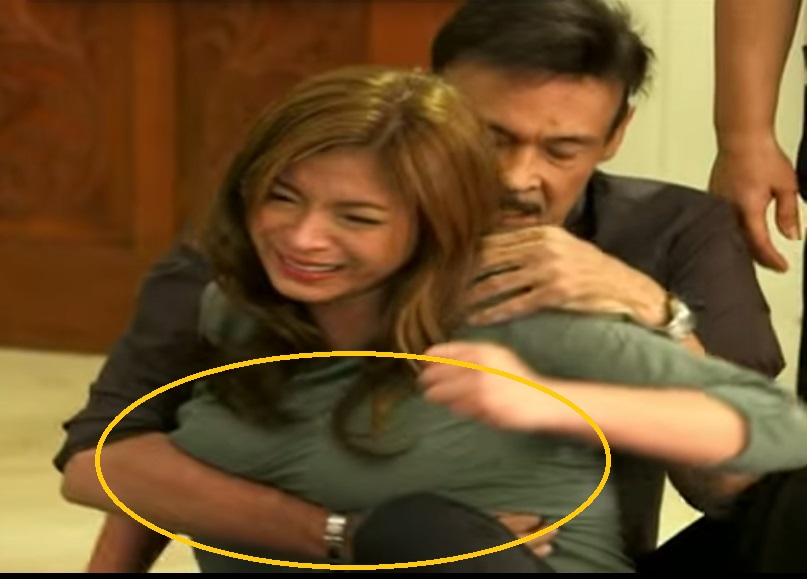 Angel Locsin And Mark Gils Controversial Scene In The Legal Wife Should There Be Any Malice Watch The Video Here