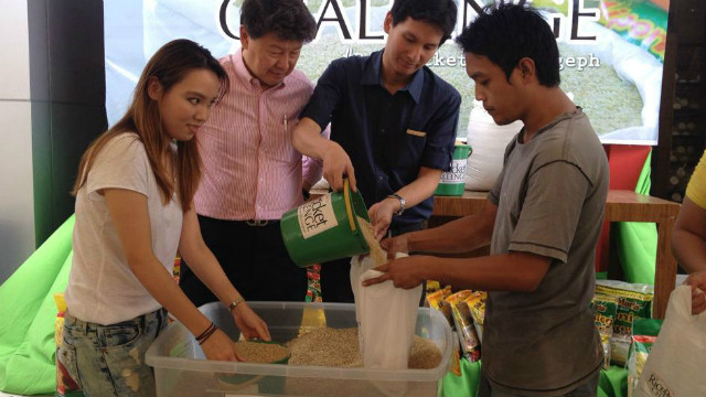 Pinoy businessman launches PH Rice Bucket Challenge, donates over 2M worth of rice
