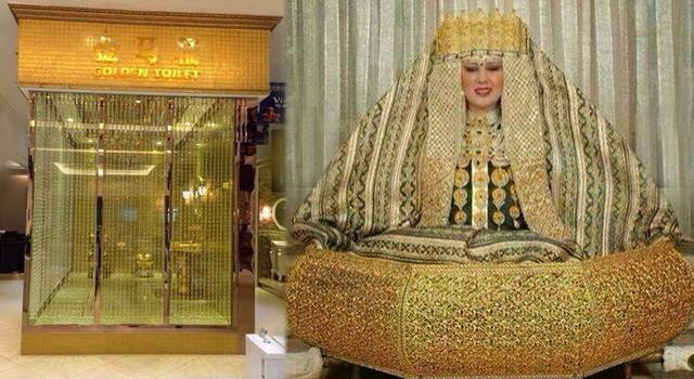 Royal Wedding Gifts: Bizarre Royal Wedding Gift: Saudi King Gives Daughter A
