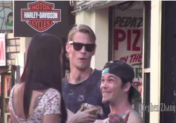 WATCH: Guys Offer to Take 'Drunk' Girl to THEIR Home After She Asked for Help