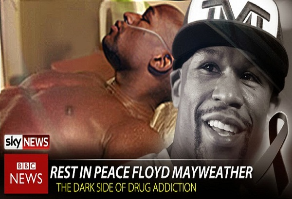 Floyd Mayweather Dies of Drug Overdose – Reports HOAX Article