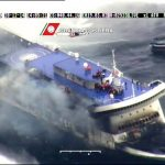 Norman Atlantic Ferry Fire Disaster