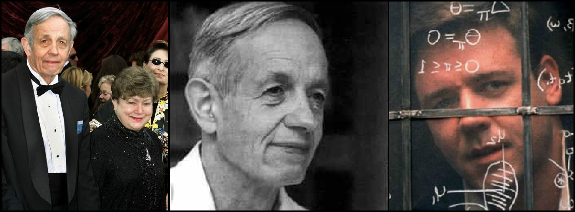 a biography of john nash a nobel prize winner represented in the movie a beautiful mind Mathematician john nash, a nobel prize winner who inspired the movie a beautiful mind, was killed in an auto accident along with his wife in new jersey, abc news reported.