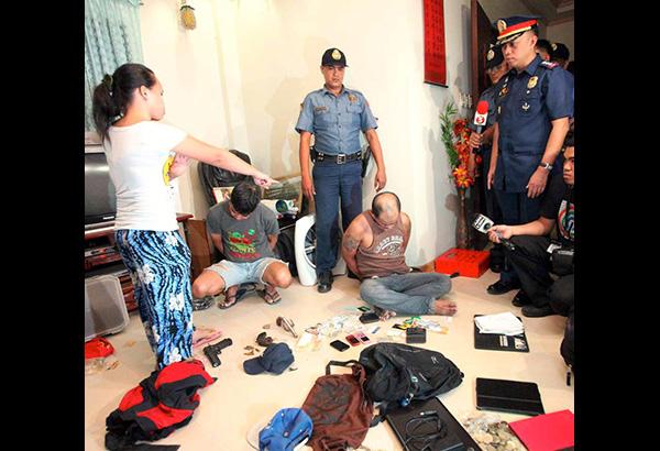 akyat bahay gang robbers caught
