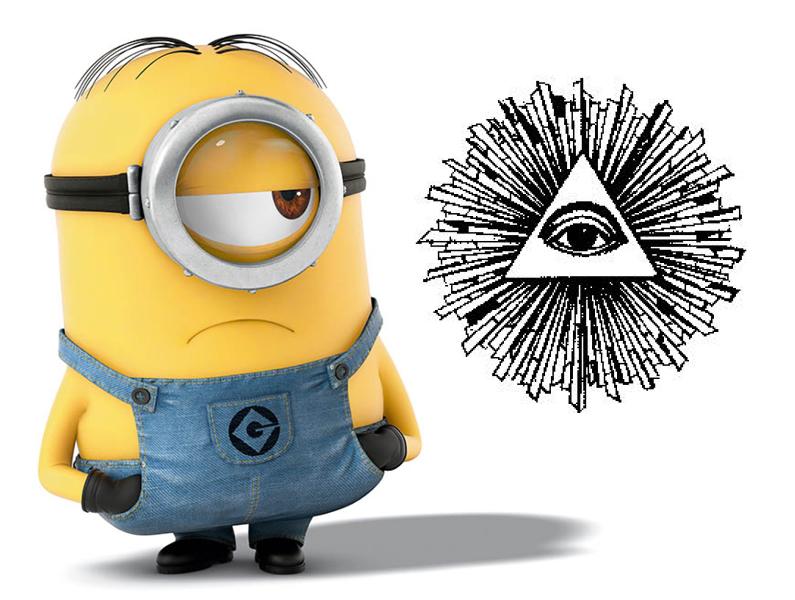Are Minions Symbols Of A Satanic Cult Dailypedia