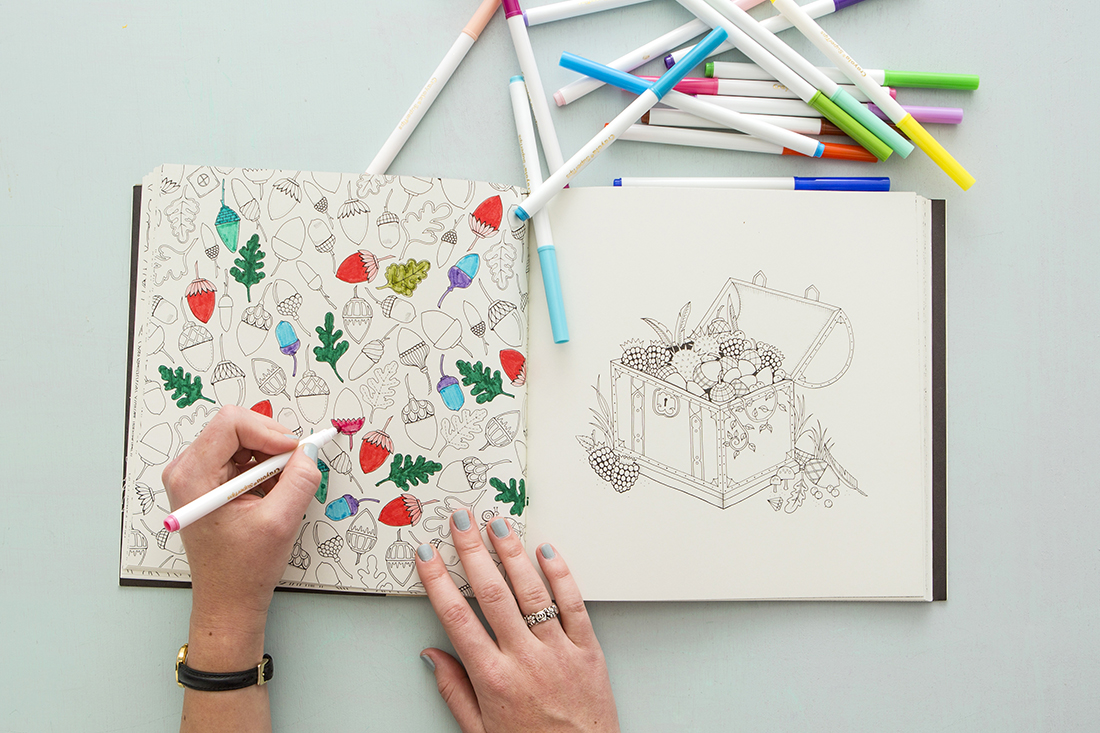 Are adult coloring books really good for mental health? | DailyPedia