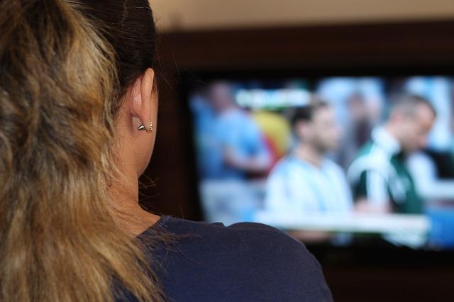 watching tv blood clot