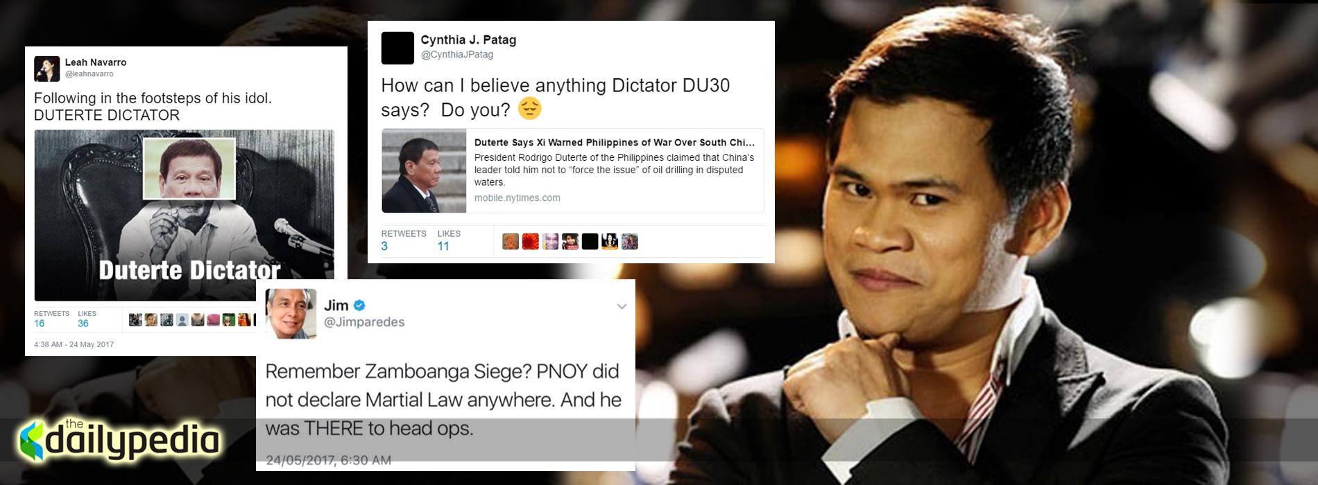 Ogie Diaz Fires Back At Jim Paredes