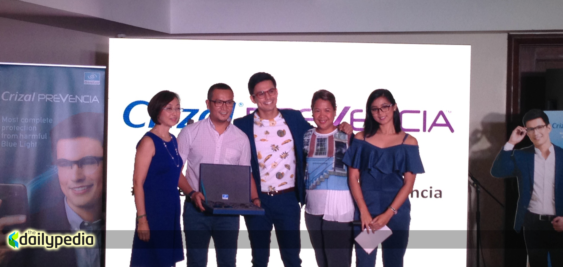 5a0b47f045 Essilor Philippines Launches Tom Rodriguez As Their New Brand Ambassador  With Crizal Prevencia