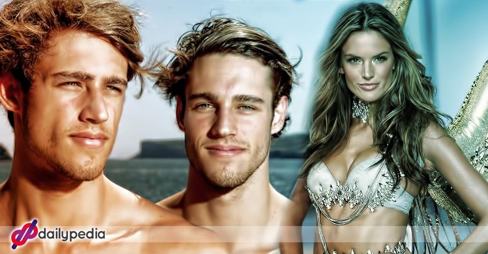 Hot men with hot women