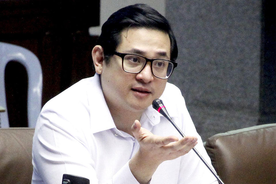 bam aquino on national id system
