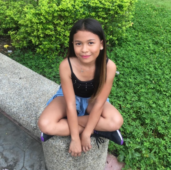 lyca gairanod turns into beautiful young lady