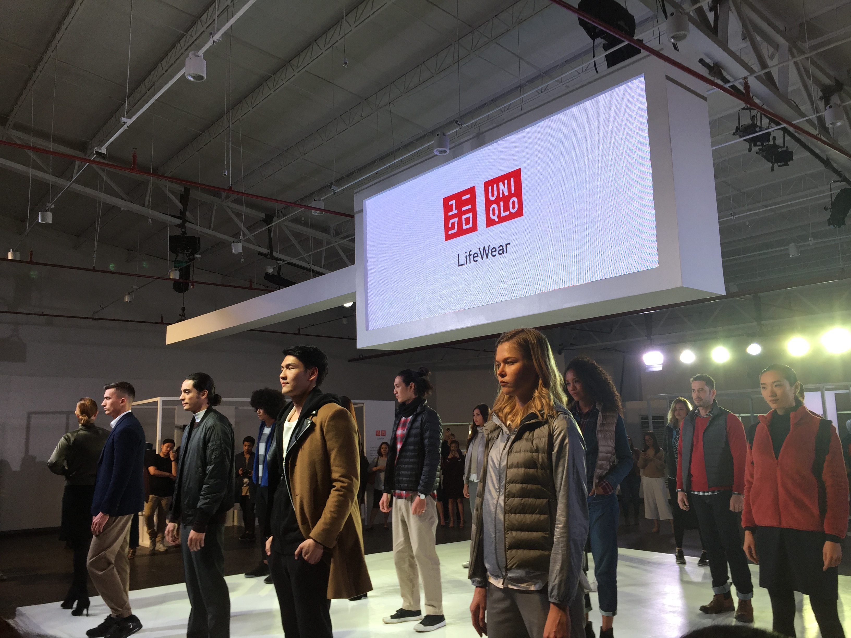 Uniqlo F/W Collection 2017