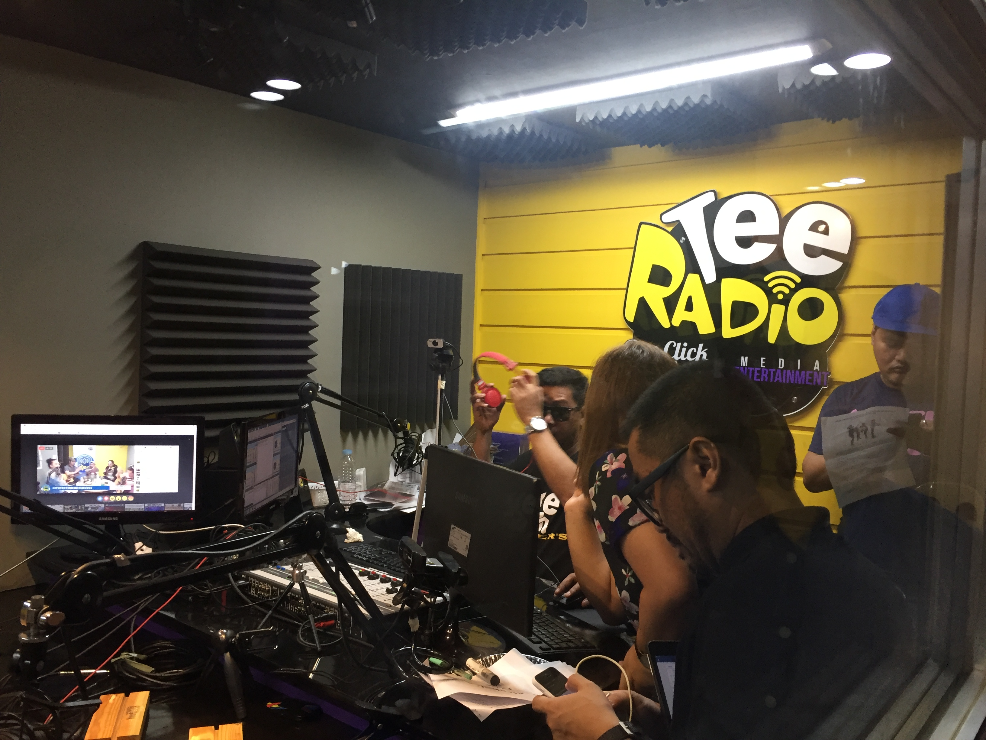 Ivory Record Teams Up With Tee Radio
