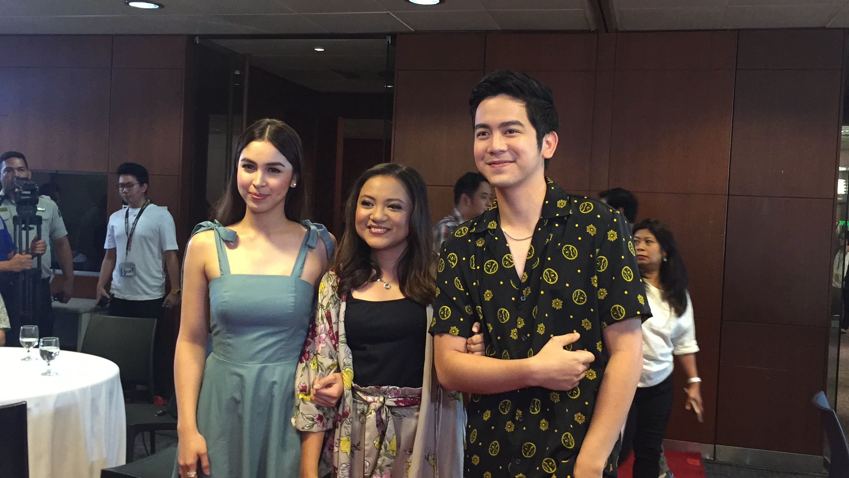 tonet jadaone shares experience with joshlia