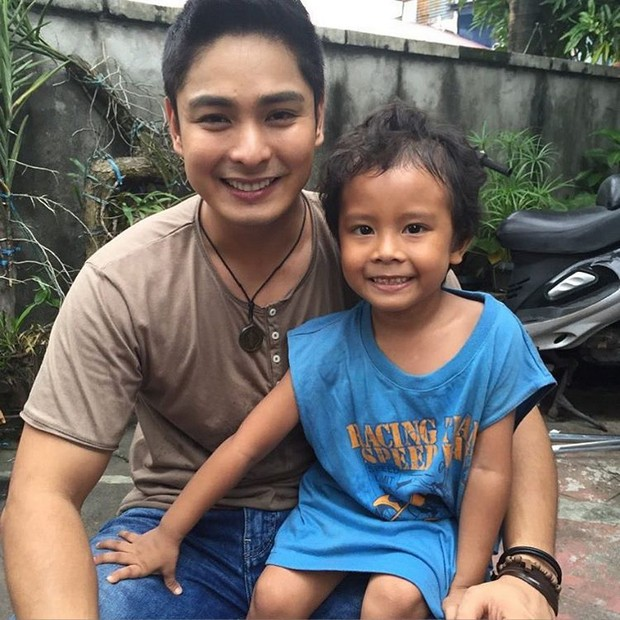 Onyok's grandfather seeks out for help
