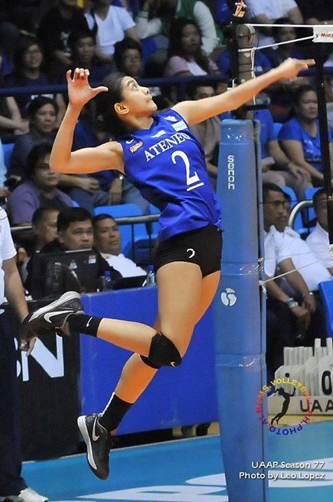 alyssa valdez is world's most followed female volleyball player