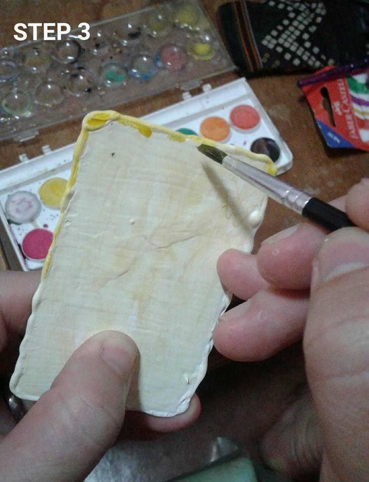 creative beep card ideas step