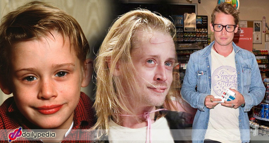 That Kid From Home Alone Turns Into The Daddy We Ve All