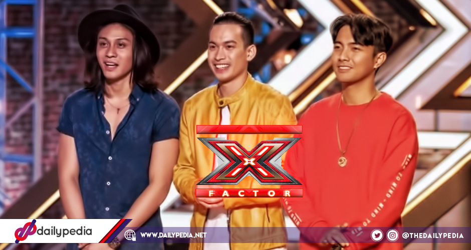 All Filipino Boy Band Jbk Tries Luck At The X Factor Uk 2017