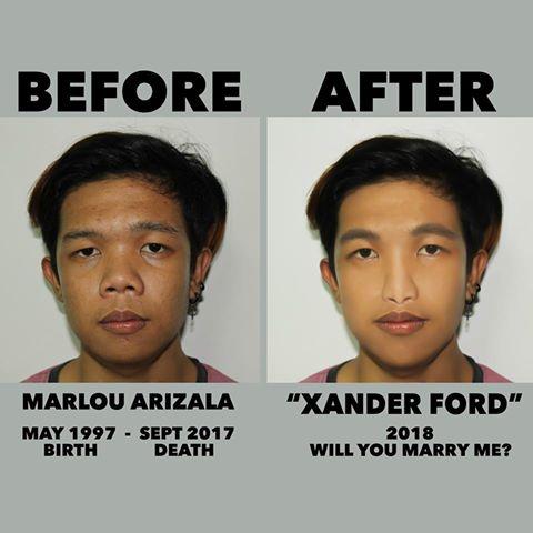 Image result for xander ford