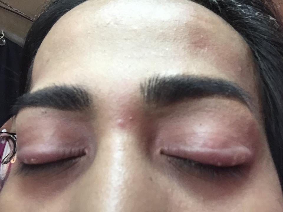netizen makeup fail in imitations