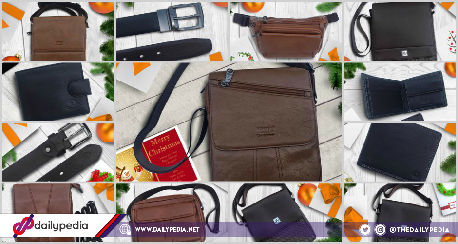 Why Mcjim Leather Goods Make The Perfect Christmas Gifts