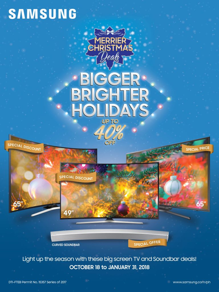 Samsung tv coupons 2018