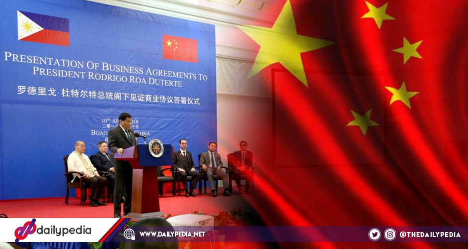 Philippines China Sign Six Bilateral Agreements Dailypedia