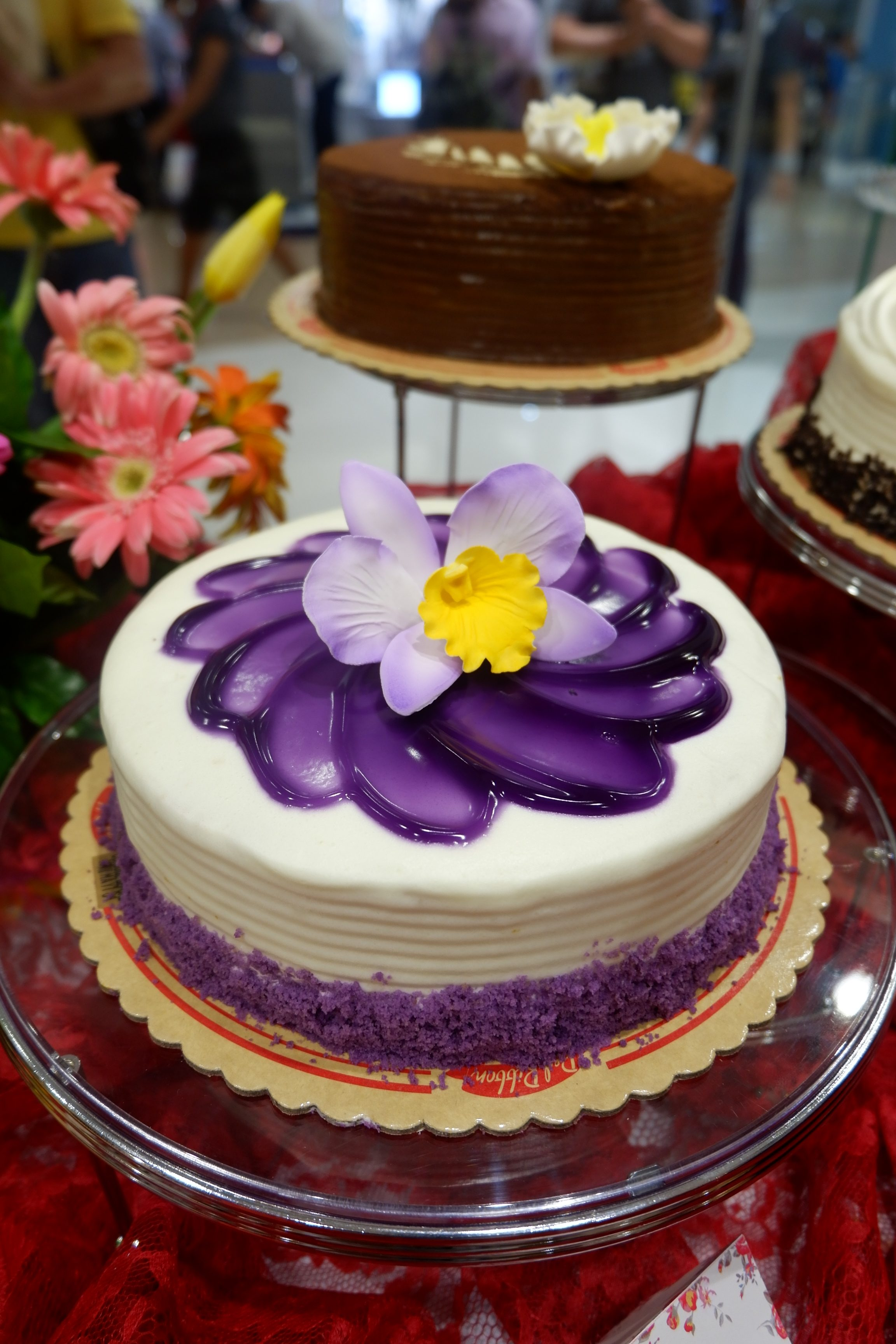 Red Ribbon Ube Cake Price