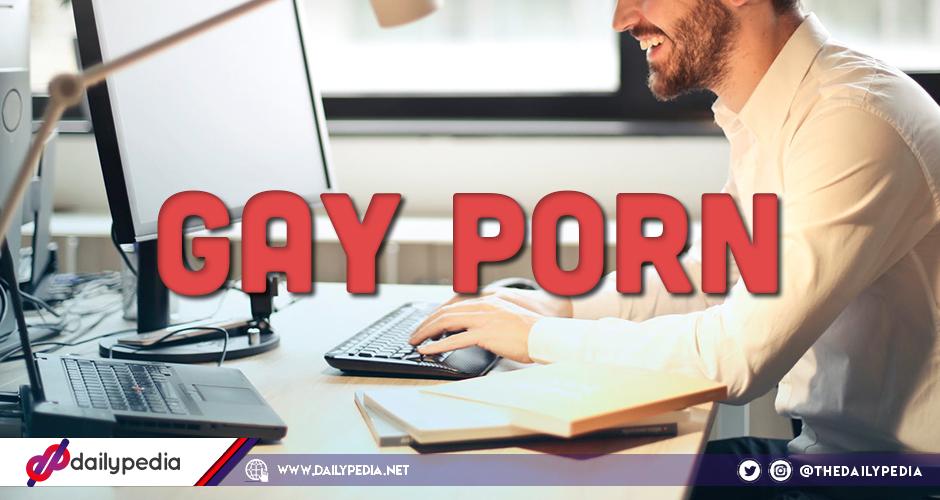 straight men watch gay porn