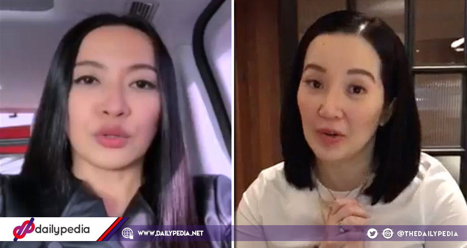 Celebrities support Kris Aquino in the midst of her battle against Mocha  Uson