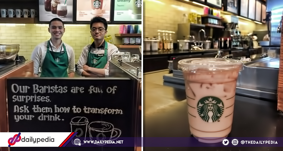 Pinoy Starbucks Barista Reveals Off The Menu Drinks