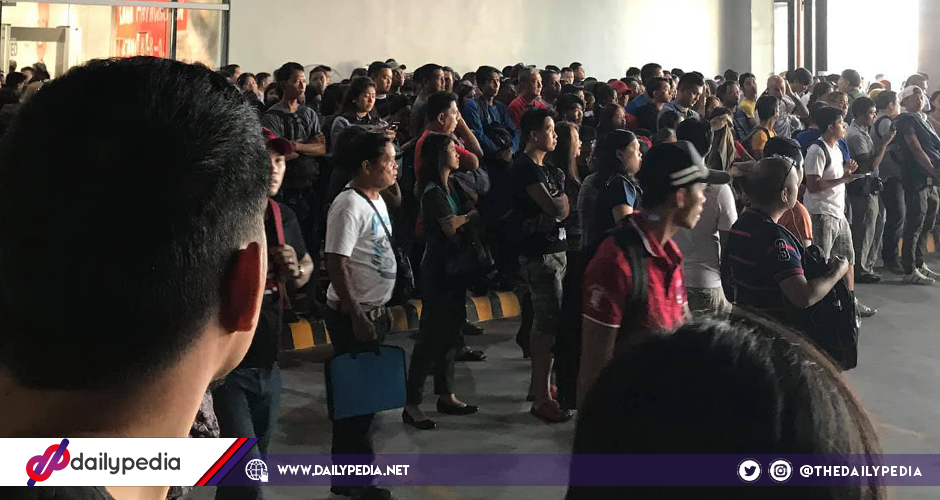 Netizen shares burden of South commuters at PITX | DailyPedia