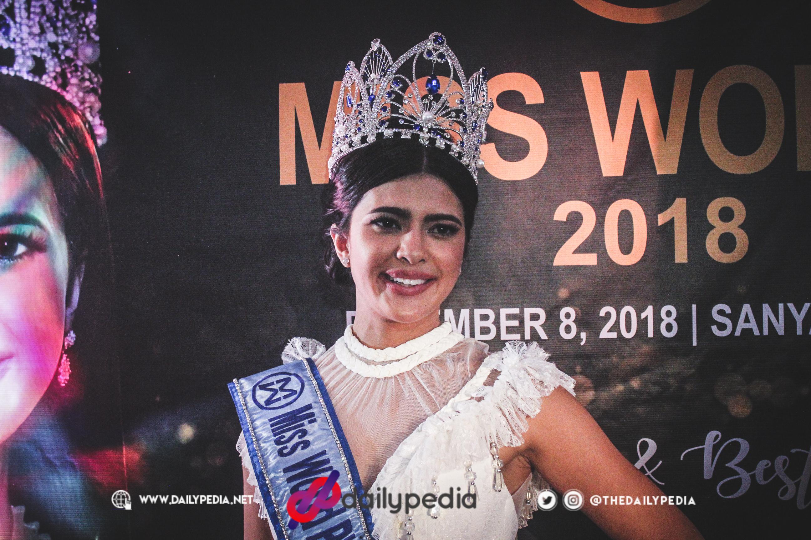 Image result for Miss World 2018 live pic logo
