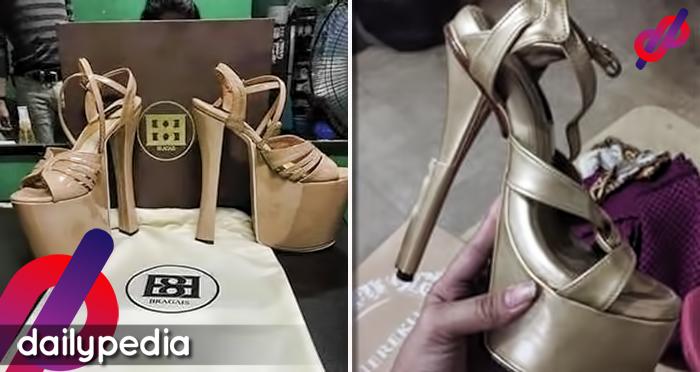 Netizen exposes popular shoe designer's
